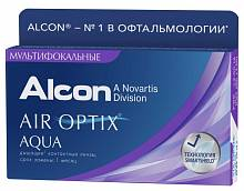 Air-optix multifocal
