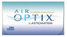 Air-optix for astigmatism